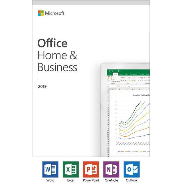Office 2019 Home and Business PC / Mac