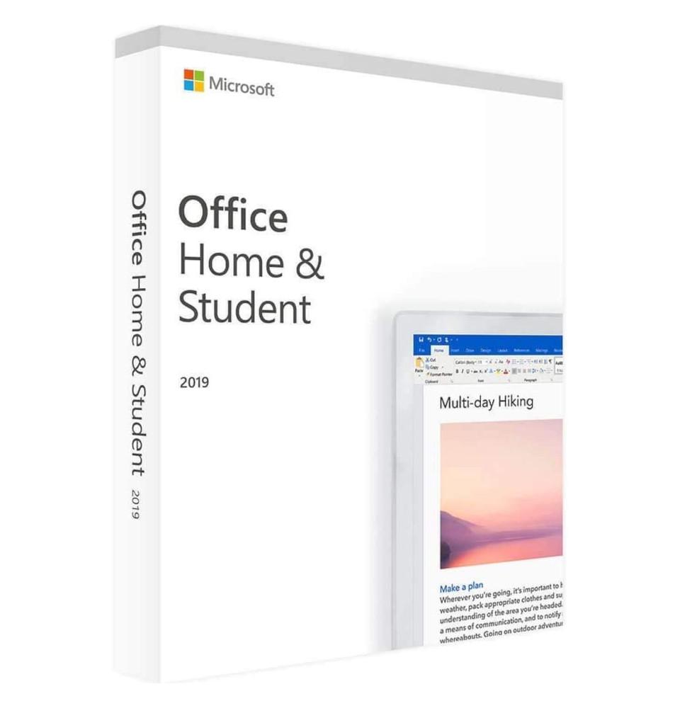 Microsoft Office 2019 Home & Student 1 PC/Mac