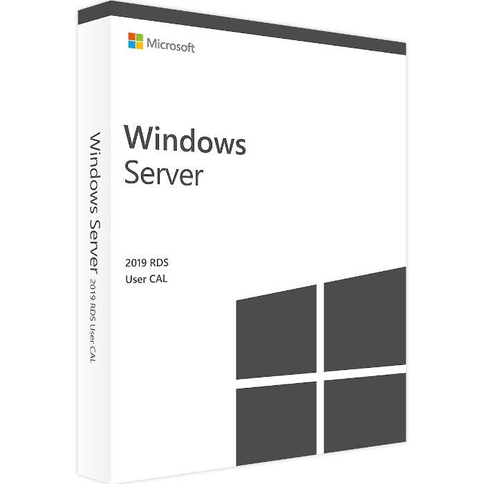 Windows Server 2019 - 10 RDS User CALs