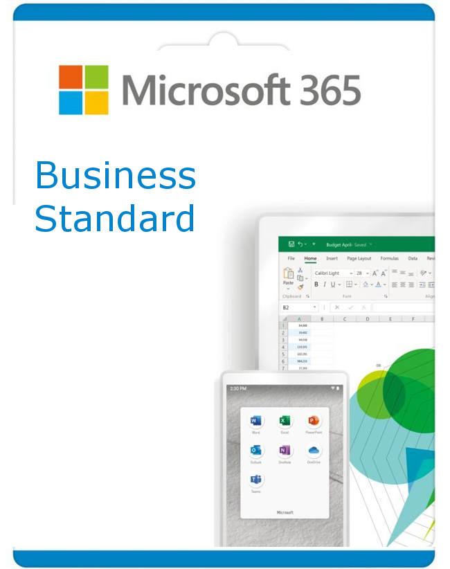 Office 365 Business Standard english