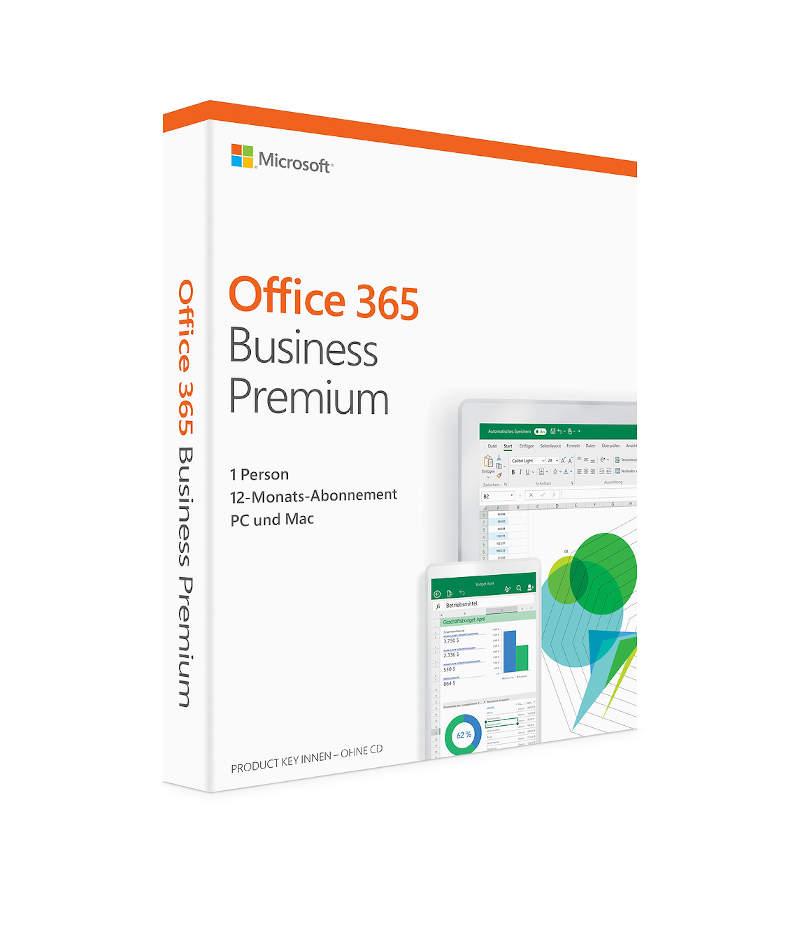 Microsoft Office 365 Business Premium ESD