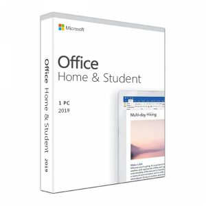 Microsoft Office 2019 Home & Student (Win.)