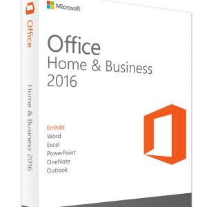 Office 2016 Home and Business PC / Mac