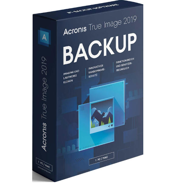 Acronis True Image 2019 Download