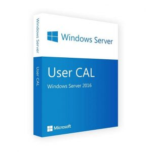 10 User CAL für Windows Server 2016