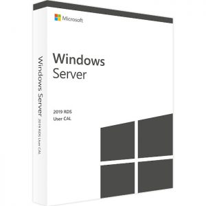 Windows Server 2019 - 10 RDS User CALs