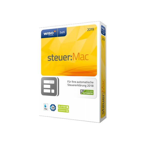 WISO steuer Mac 2019