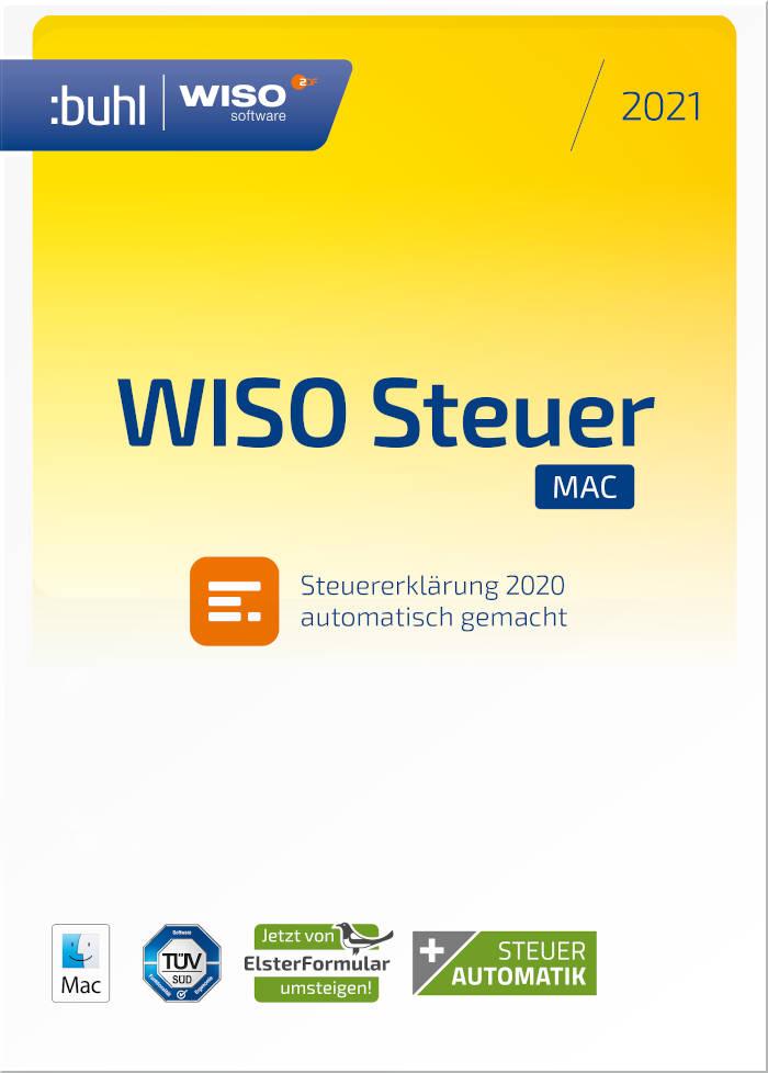 WISO Steuer Mac 2021