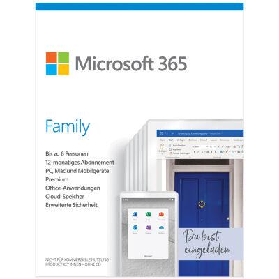 Micosoft 365 Family