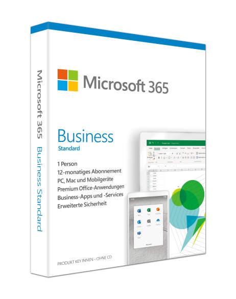 MS Office 365 Business Standard