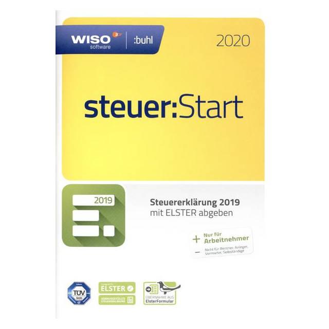 WISO Steuer Start 2020 ESD