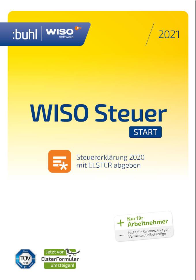 WISO Steuer Start 2021
