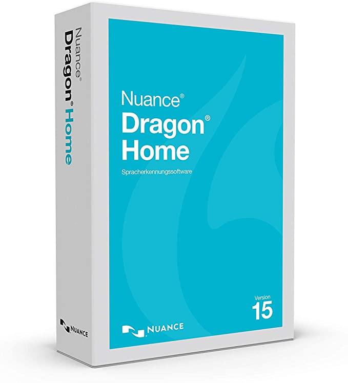 Nuance Dragon Home V15