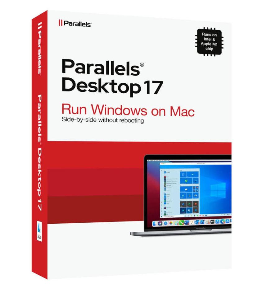 Parallels Desktop 17 Standard