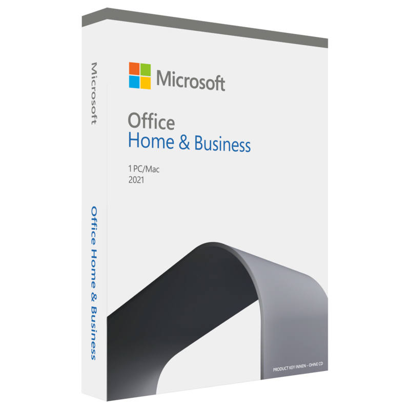 MS Office 2021 Home and Business PC/Mac